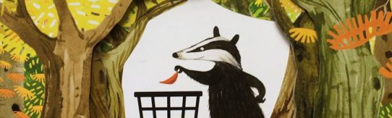 Tidy – a wonderful new story from Emily Gravett
